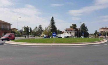 Viabilità: inaugurata la nuova rotatoria di Strozzacapponi