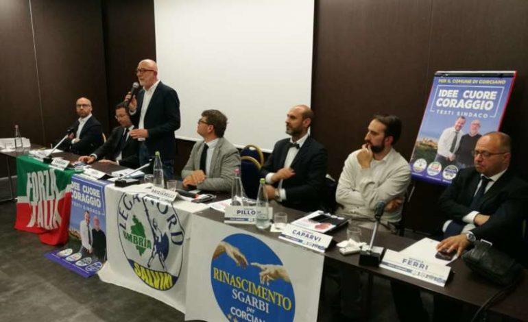 candidato coalizione comune elezioni franco testi sindaco cronaca