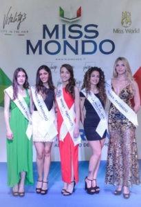 bellezza concorso gherlinda miss mondo moda eventiecultura