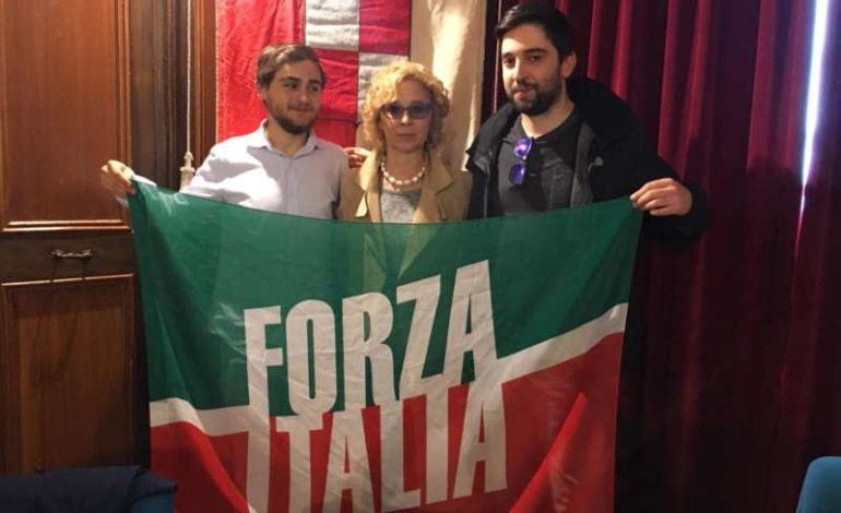 elezioni comunali forza italia Sara Carmeli cronaca