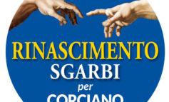 Elezioni comunali: a Corciano c'è anche la lista di Sgarbi, prima volta in Italia