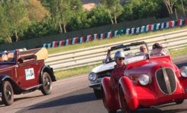 Torna la Coppa della Perugina, le auto d'epoca passeranno per Solomeo
