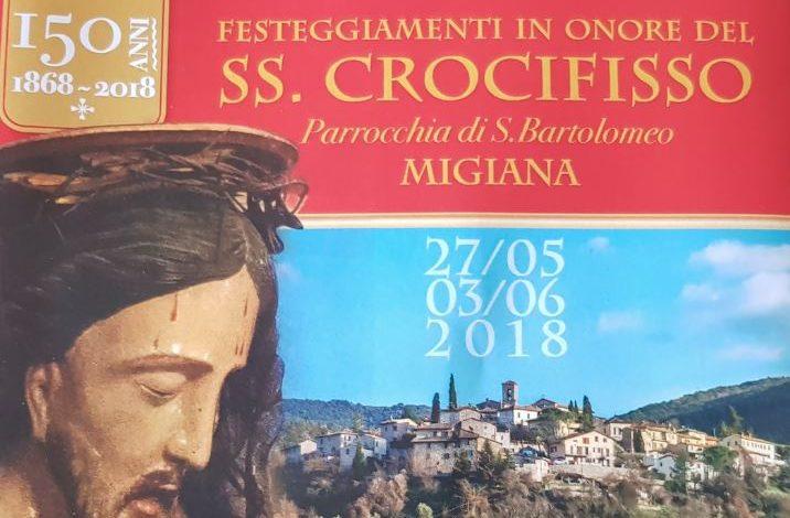 Festa Grossa: Migiana si prepara a celebrare il Santissimo Crocifisso