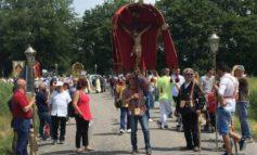 Festa Grossa a Migiana: in migliaia a celebrare il Santissimo Crocifisso