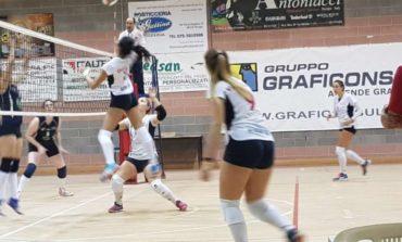Volley femminile, San Mariano pareggia i conti: 3-0 al Chiusi