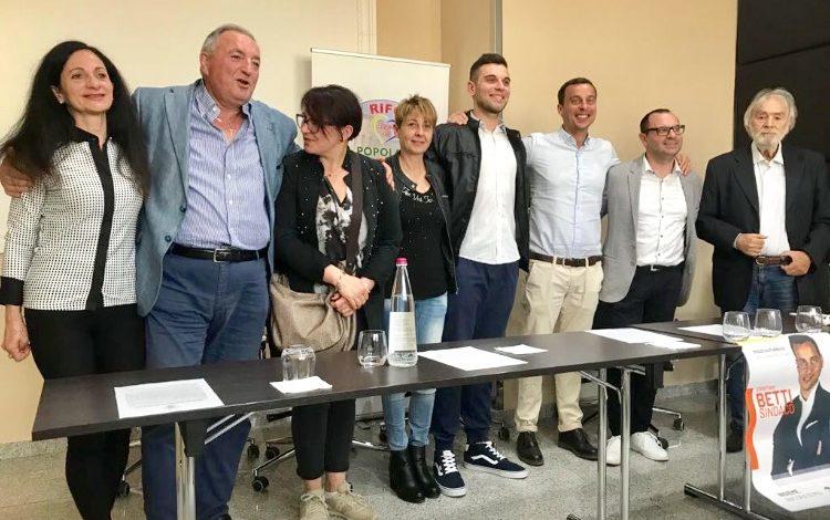 """Elezioni: primo test a Corciano per la lista """"Civici Riformisti-Socialisti Popolari"""" in vista di Perugia"""