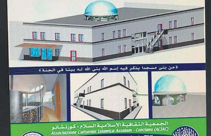 assalam culto islam lega moschea pd cronaca ellera-chiugiana