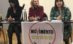 Elezioni comunali: la candidata del M5S Chiara Fioroni incontra le aziende del corcianese