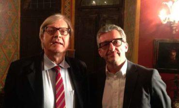 Arte e Politica: binomio vincente per Rinascimento Sgarbi per Corciano