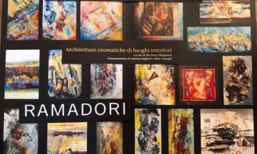 Inaugurata la nuova mostra del maestro Ferruccio Ramadori