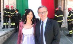 Festa della Repubblica, la senatrice Nadia Ginetti  interviene alla cerimonia di Perugia