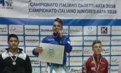Karate, nuovo successo per il migianese Alessandro Cricco: è campione nazionale