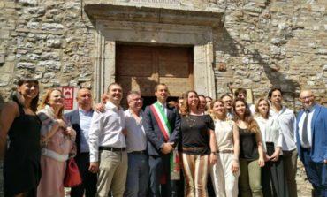 Insediato il primo consiglio comunale di Corciano, comincia un nuovo quinquennio