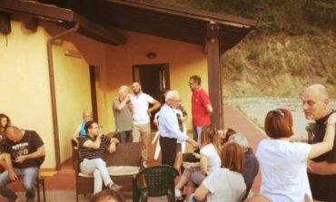 Al via la prima festa d'estate dell'associazione Valmarino in nome dell'aggregazione