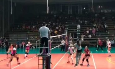 Pallavolo femminile: San Mariano fantastica contro Terni in gara 1 della finale play off
