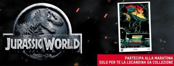 Maratona Jurassic World: al The Space gli ultimi due film della saga