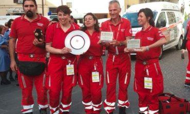 Croce Rossa: il team di Corciano ha vinto la Gara Regionale di Primo Soccorso e rappresenterà l'Umbria