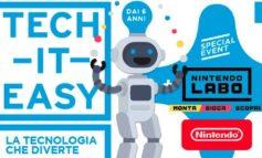"""""""Tech - It - Easy"""": il Post porta al Gherlinda la tecnologia per tutti i bambini"""