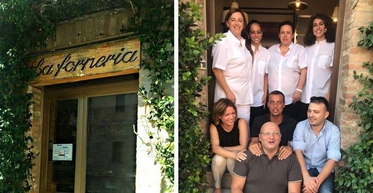 """Sviluppo economico: il restyling de """"La Forneria"""" impreziosisce il borgo"""