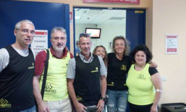 Podisti-donatori: collaborazione proficua fra Avis Corciano e L'Unatici