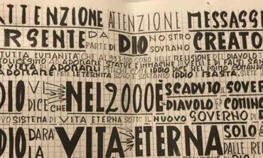 """Al Colle della Trinità sono comparsi """"messaggi urgenti da parte di Dio"""""""