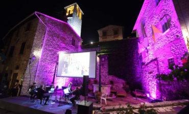 Corciano Festival, gli scatti del Billi Brass Quintet in piazza Coragino