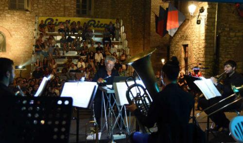 Billi Brass Quintet concerto corciano festival musica eventiecultura