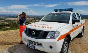 Contro gli incendi boschivi da Corciano al Trasimeno ci sono anche i volontari dell'OVUS