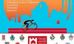 Cicloturistica dei Borghi più Belli d'Italia, la 120km raggiunge Corciano, Ellera e Solomeo