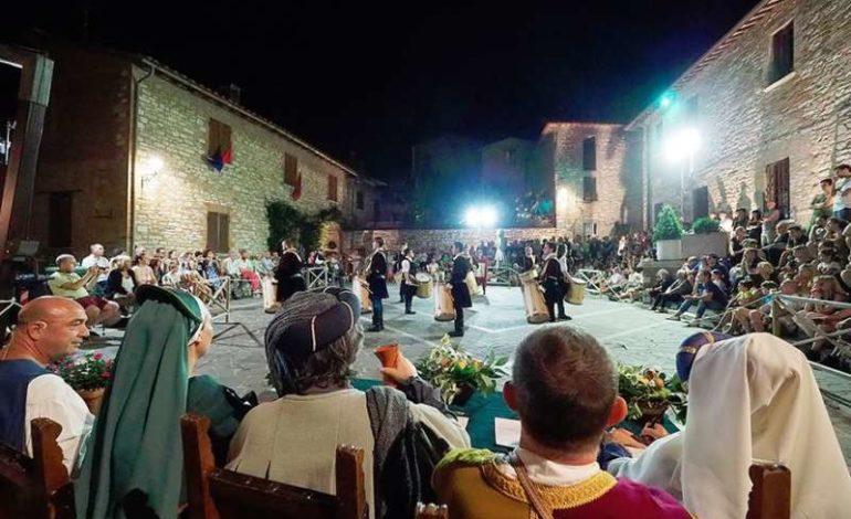corciano festival medioevo menestrelli rievocazioni storiche rinascimento eventiecultura