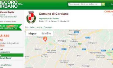 Decoro Urbano, la app funziona: il Comune chiede ai cittadini di continuare a segnalare