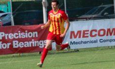 Enrico Polidori, campione di fair play, pronto alla prima di campionato con l'Ellera Calcio