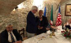 """Passaggio della campana al Lions Club Corciano, il neo-presidente Cialini: """"Sveleremo il mistero delle spoglie dei Della Corgna"""""""