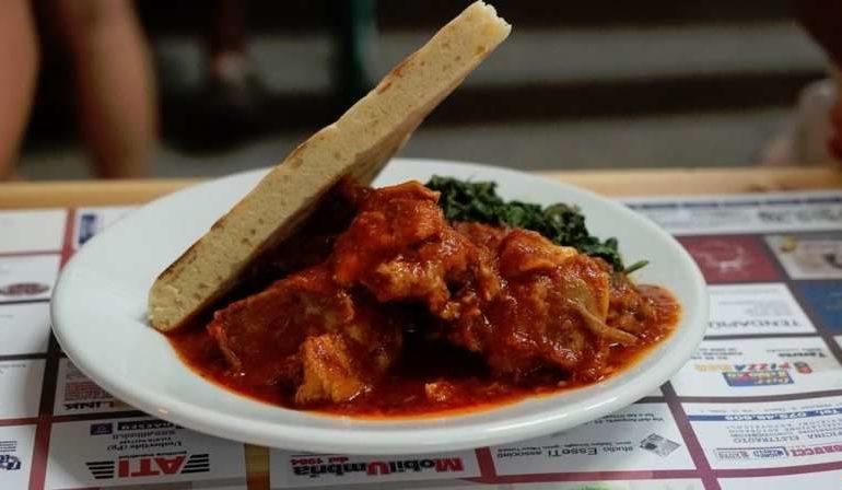 gastronomia mangiare mantignana musica pollo sagra eventiecultura