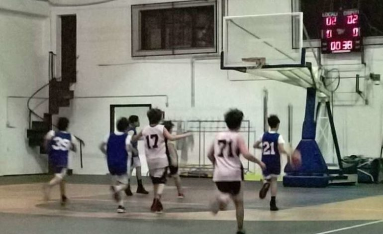basket ellera minibasket pallacanestro ellera-chiugiana sport