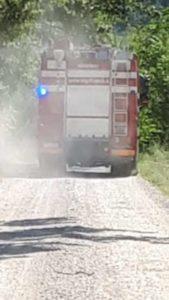 aib incendio protezione civile sicurezza cronaca taverne