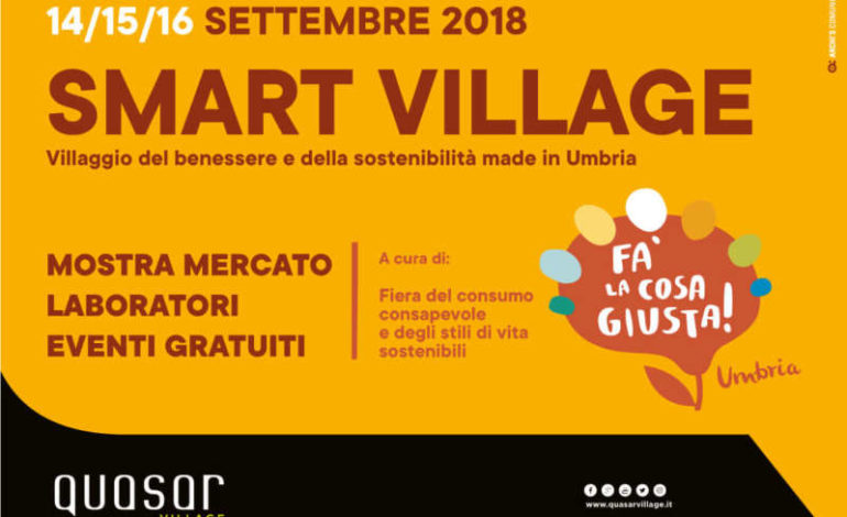 mostra mercato quasar village smart village eventiecultura