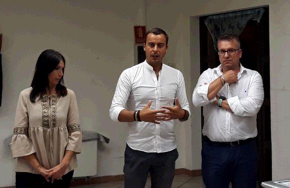 A 100 giorni dalle elezioni la squadra di Cristian Betti fa il punto insieme all'Amministrazione