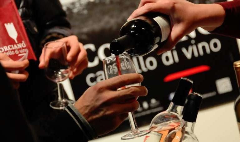Torna Corciano Castello di Vino: le cantine del Trasimeno si sfidano a colpi di calice