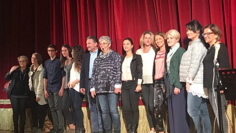 AmareMatica 2018 si è concluso al Teatro della Filarmonica