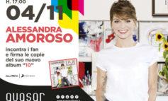 Alessandra Amoroso al Quasar Village: ecco le regole da seguire se volete incontrarla