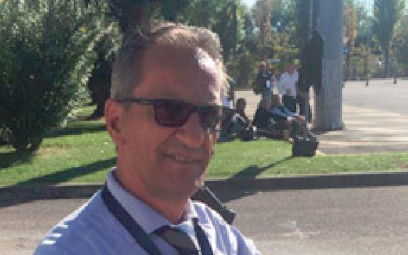 L'Autonoleggi Bevilacqua protagonista all'International Bus Expo con uno dei miglio autisti d'Italia