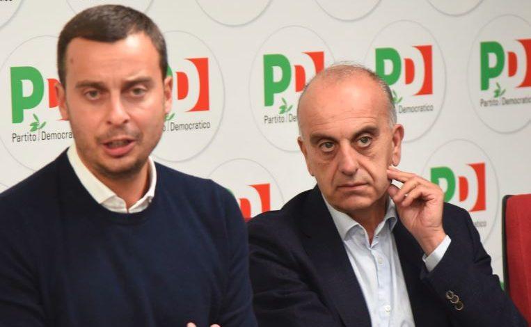 Cristian Betti gianpiero bocci partito democratico pd politica