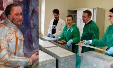 Verso la sepoltura definitiva dei resti di Ascanio Della Corgna, iniziativa del Lions Club Corciano