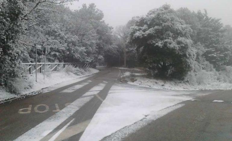 freddo gelo inverno maltempo neve nnevicata cronaca
