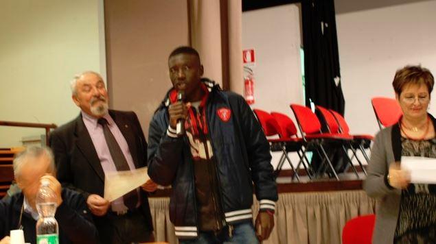 """Il Concorso Letterario del Centro """"Antonio Cardinali"""" premia un ragazzo del progetto FAMI"""