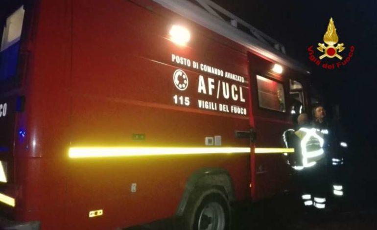 persone smarrite soccorso vigili del fuoco capocavallo cronaca migiana