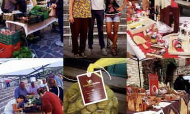 Il mercato di Corciano compie un anno e invita tutti a festeggiare