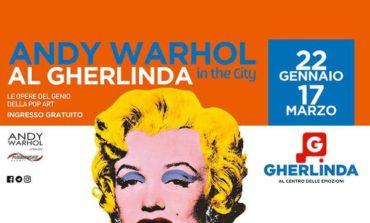 Andy Warhol in the city: l'anteprima della mostra il 22 gennaio al Gherlinda