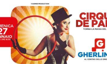 Gherlinda tra circo e pop art